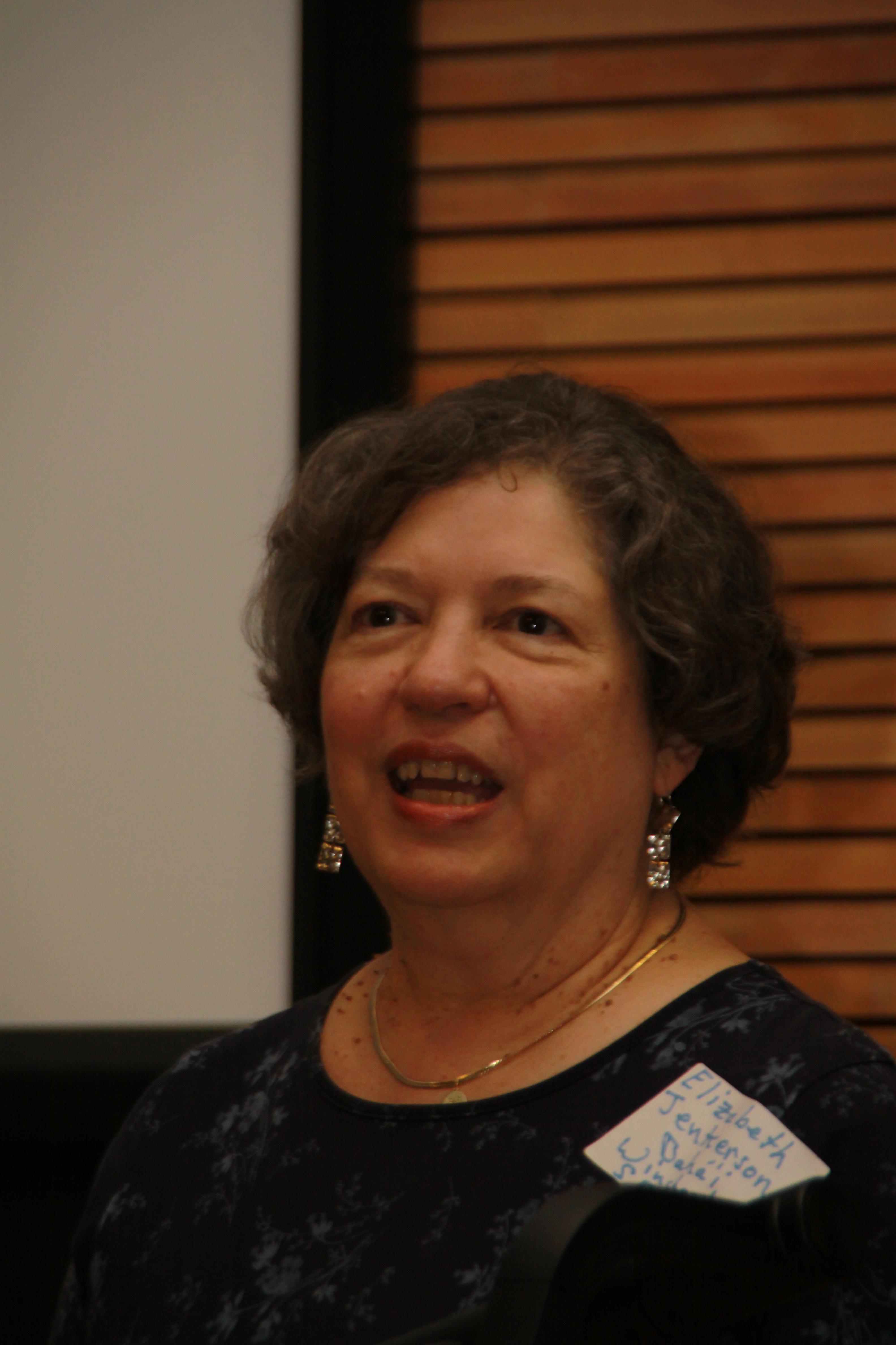 Elizabeth Jenkins